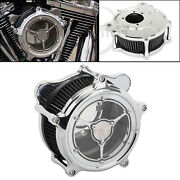Intake Filter Air Cleaner For Harley Screamin Eagle Ultra Classic Electra Glide