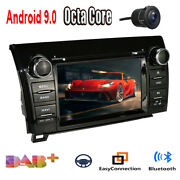 7 Inch Android 9.0 Car Radio 8 Core Gps Nav Dvd For Toyota Tundra/sequoia 4+64gb