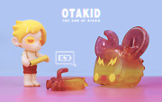 Otakid Nightmare Vinyl Figure Set By Sank Toys In Hand Sold Out /99 Usa Seller