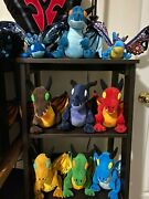 Blizzard World Of Warcraft - Dragons And Whelplings Plushes With Bags And Tagsandnbsp