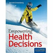 Empowering Health Decisions - Paperback New Greenberg Jerr 2013-03-25