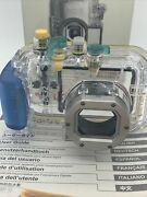 Canon Wp-dc32 Waterproof Case For Ixy510is Sd960 Is Ixus 110 Is