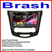 For Nissan Xtrail T32 2014-20 Bluetooth Gps Apple Carplay Android Auto 4x4 Maps