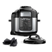 Ninja Foodi 8-qt. 9-in-1 Deluxe Xl Pressure Cooker And Air Fryer - Stainless Steel