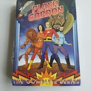 The New Adventures Of Flash Gordon - The Complete Series Dvd