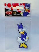 Disney Daisy Donald Duck Set Soft Touch Pvc Magnet New 2020 Free Ship In 1 Day