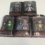 Funko Five Nights At Freddyand039s Security Breach Action Figure Set Fnaf Chicka Wolf