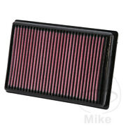 Bmw S1000rr 2009-2018 Hp4 + Race Kandn Performance Air Filters Replacement