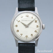 Abercrombie And Fitch Original Dial Cal.1686 Watches 1950s From Japan 20201125