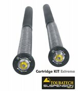 Touratech Suspension Cartridge Kit Extreme For Bmw F800gs Adventure From 2013