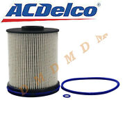 Genuine Acdelco Pro Fuel Filter Kit And Gaskets 23304096 Tp1015 For Chevrolet Gmc