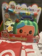 New Cocomelon Musical Doctor Check Up Case Set Kit Toy Hard To Find 🎄🎁🎄🎁