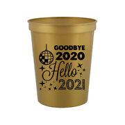 Personalized New Years Eve Cups, New Years Eve Party Favors In Bulk