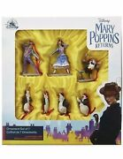 Mary Poppins Coffret Ornament Edition Limited Disneyland Dangler Christmas New