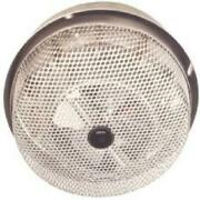 Electric Radiant Ceiling Heater Low Profile 1250w Surface Mount Fan Forced 120v