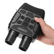 Infrared Day And Night Vision Binoculars With Lcd Screen Video Recording Ir Scope