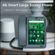 Touch Screen Video Call Telephone 3g 4g Sim Android Smart Fixed Phone Wifi Sale