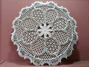 20 Beautiful White Marble Inlaid Plate And Free Custom Coasters Table Decor Gift