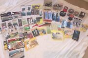 Fishing Lures Bait Large Mixed Lot Of Various Gear Inc' Spinning Reel And More 🎣