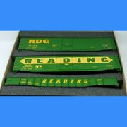 Reading Freight Cars Special Edition 2307 Athearn Ho