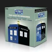 Doctor Who Collection Three The Lost Tv Episodes 1966-1967 [audio Cd]