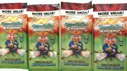 2020 Topps Garbage Pail Kids Chrome Series 3 Fat Packs 4 Pack Lot Live