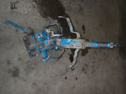 Ford New Holland 3600 Tractor Power Steering Gear Assembly With Arms E0nn3n503ga