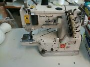 Union Special 1790002 2needle Coverstitch Industrial Sewing Machine