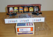 Lionel 2038110 Angela Trotta Well Stocked Shelves Boxcar Middle O Gauge Train