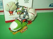 Hallmark Jackand039s Sleigh Oand039 Scares The Nightmare Before Christmas 2013 Ornament