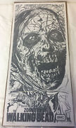 2012 Danny Miller Walking Dead Signed+numbered Bicycle Girl Prototype Print5/10