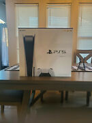 New Sony Playstation 5 Ps5 Standard Disk Edition In Hand Ready To Ship