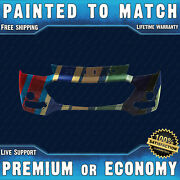 New Painted To Match Front Bumper Replacement For 2018-2021 Chevy Traverse 18-21