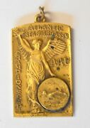 1933 Atlantic Seaboard Assn Freestyle Swimming 1st Place Florida Champion Medal