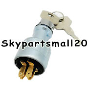 Start Key Ignition Switch 57420-22061-71 For Toyota Forklift Parts 7fbr10/15/20