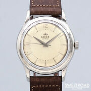 Gruen Original Dial Cal.415r Vintage Watches 1950s Shipping From Japan 20201203