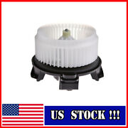 Heater A/c Blower Motor W/fan Cage For Compass Accord Edge Dts Pilot Mkx Rdx Tsx