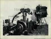 1942 Press Photo Set Up Of Test Equipment At Aircraft Research Labs - Nea74547