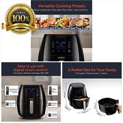 Ultrean 5.8 Quart Air Fryer, Electric Hot Air Fryers Oilless Cooker With 10 Pres