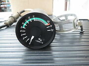 Air Tractor Tachometer Indicator D. Wahlers Company Mfg P/n 626-40007