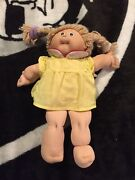 Cabbage Patch Kids Girl Doll