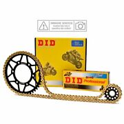 Chain Did Sprocket 11-41-520-116-c Gas 250 Contact Txt 2000-2001