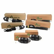 Arnott Reman Front Struts Rear Shocks And Spring Kit For Mb W219 W211 Airmatic Ads