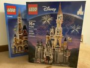 Lego Disney Princess The Disney Castle 71040 Extremely Rare And Collectable