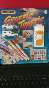 Rare Matchbox Graffic Traffic Pack Gf130 Mint Carded