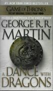 A Dance With Dragons By George R.r. Martin Paperback Book Game Of Thrones Book 5