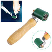 Green Silicon Seam Hand Pressure Roller- Flat Single Ply Roofing Welding Tool