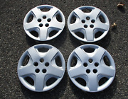Factory Original 1994 1995 Toyota Celica St 15 Inch Hubcaps Wheel Covers