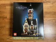 Lego 10273, Haunted House, Creator Expert-in Hand-new Sealed-ready To Ship