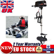 10hp Heavy Duty Electric Outboard Fishing Boat Engine 2200w Brushless Motor Uk